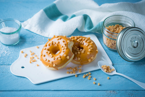 Salted Caramel - Donuttello Donuts