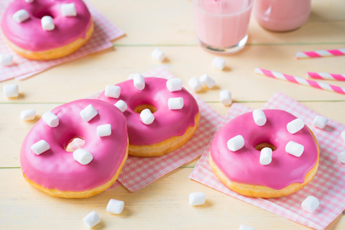 Kersen - Donuttello Donuts
