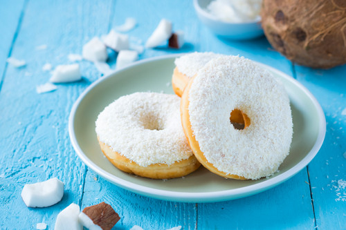 Kokos - Donuttello Donuts