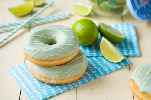 Limoen - Donuttello Donuts