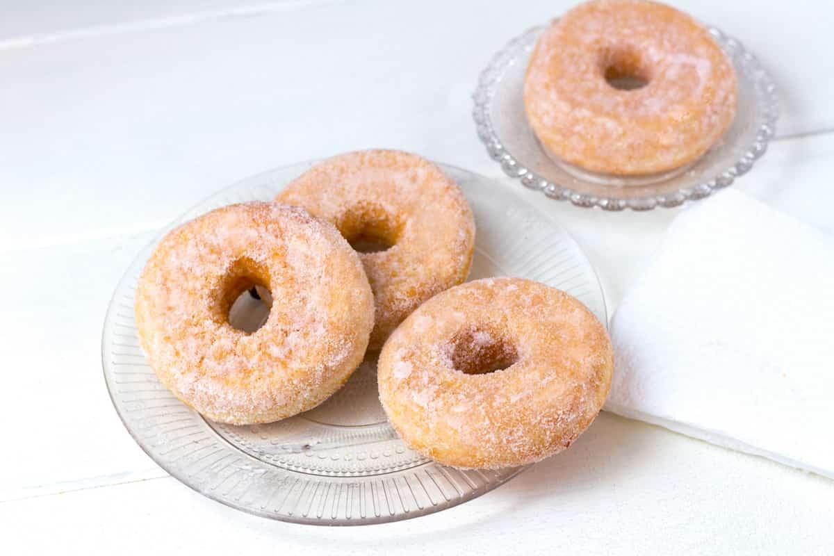 Sugared - Donuttello Donuts